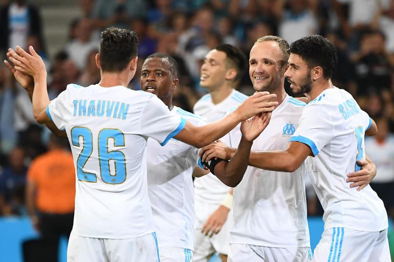 L'Olympique de Marseille en Europa League, le 24 août 2017