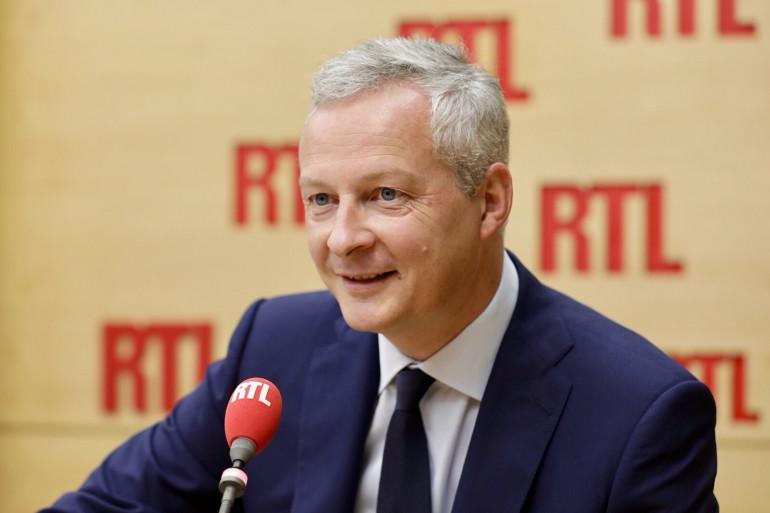 Bruno Le Maire sur RTL