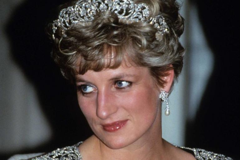 Lady Diana en 1992