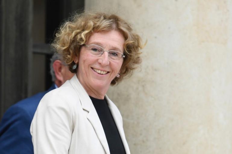 La ministre du Travail Muriel Pénicaud le 28 juillet.
