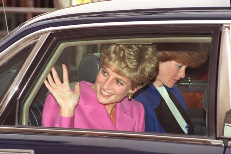 """Lady Diana, une """"femme lumineuse"""""""