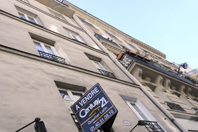 Immobilier : un appartement à vendre à Paris (illustration)