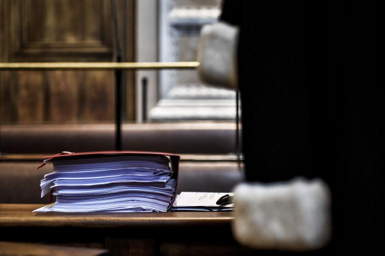 Un avocat dans le tribunal de Lyon (illustration)