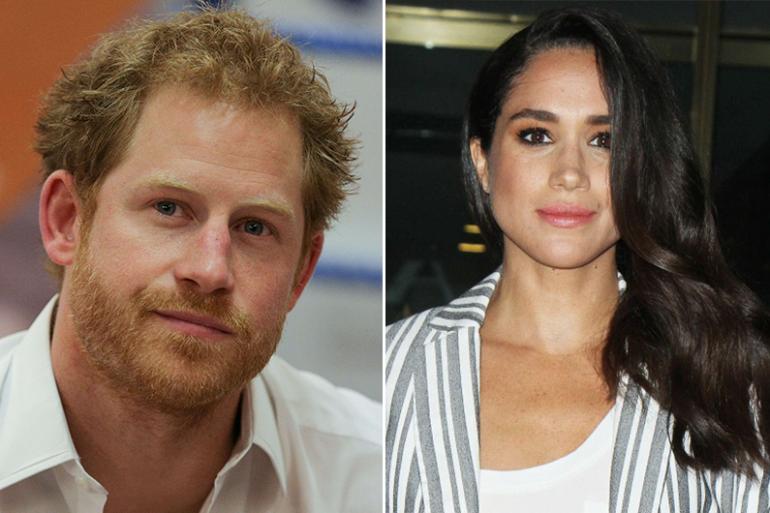 Meghan Markle et le Prince Harry sont en couple depuis début novembre 2016