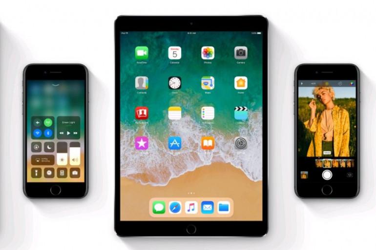 iOS 11 sera disponible cet automne pour le grand public