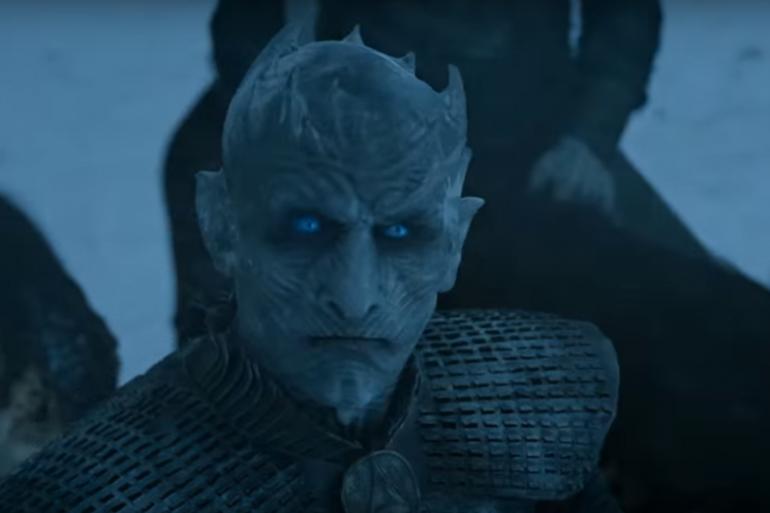"""Le Roi de la Nuit, ennemi juré des héros de """"Game of Thrones"""""""