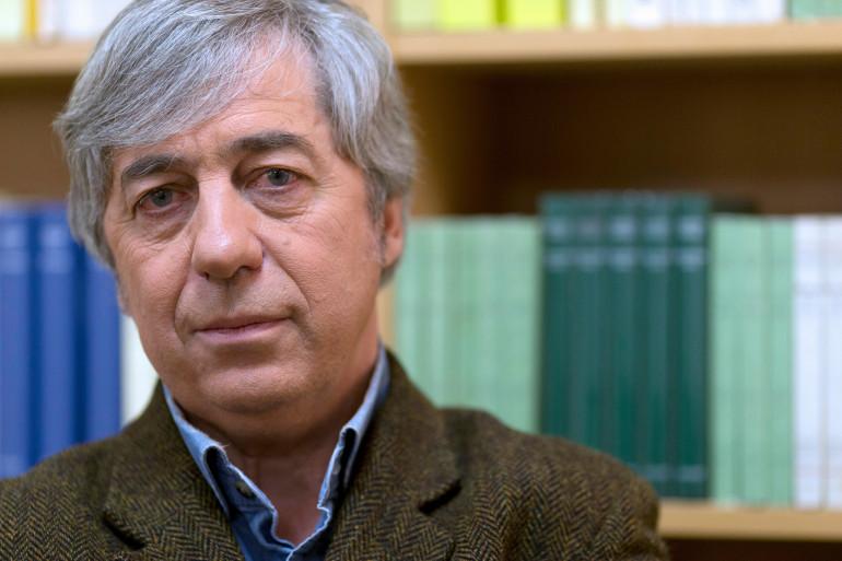 """Sorj Chalandon est l'auteur de """"Le jour d'avant"""" (Grasset)"""