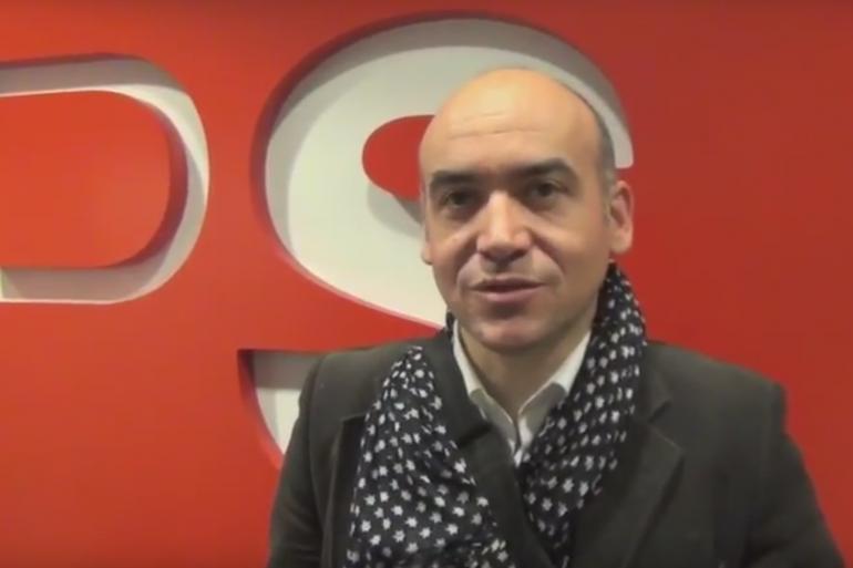 Le socialiste Boris Faure, agressé mercredi 30 août par le député REM M'jid El Guerrab