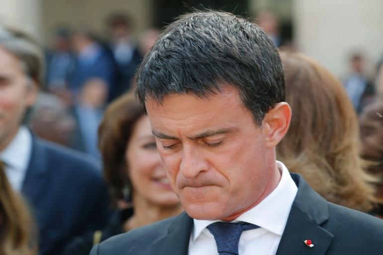 Manuel Valls figure parmi ces 55 députés