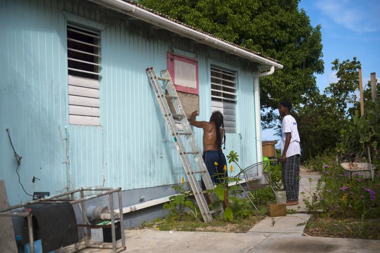 Les Antilles se préparent à l'ouragan Irma