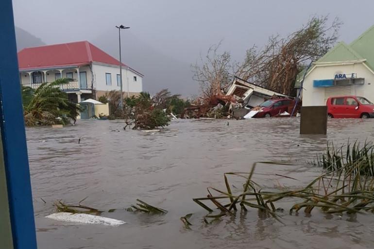 Les premiers secours atteindront dans la journée les Antilles françaises