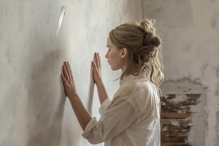 """Jennifer Lawrence incarne un personnage sans nom dans """"Mother!"""""""