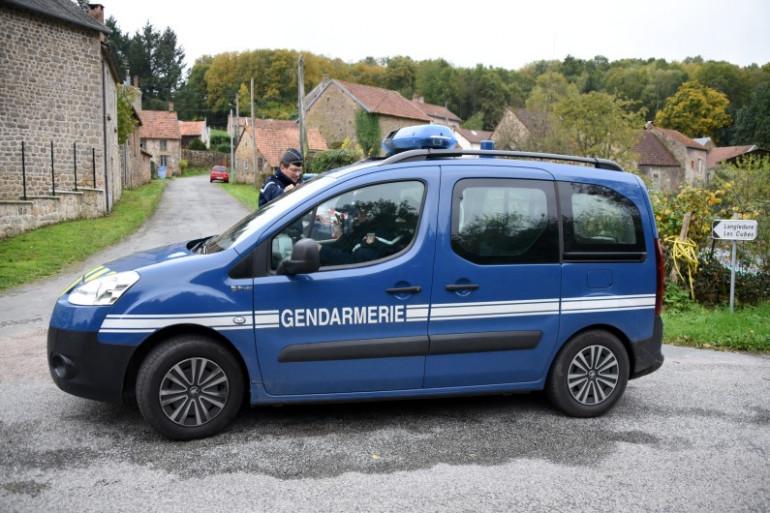 Une voiture de gendarmerie (illustration)