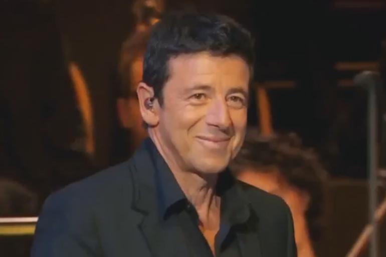 """Patrick Bruel dans """"Ensemble pour les Antilles"""""""