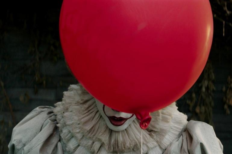 """Le célèbre clown Pennywise, monstre absolu de """"Ça"""""""