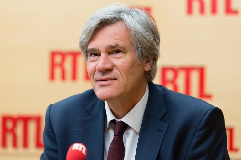 Stéphane Le Foll, invité de RTL le 20 septembre 2017