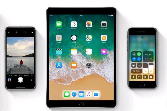 iOS 11 modifie en profondeur le fonctionnement de l'iPhone et l'iPad