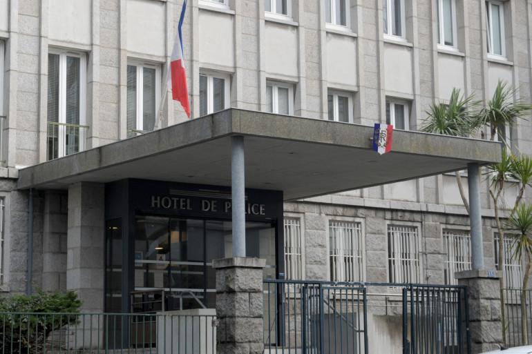 Un commissariat de l'ouest de la France (Illustration)