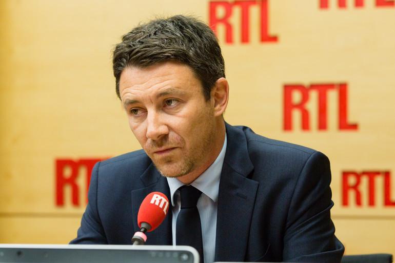 Benjamin Griveaux était l'invité de RTL le 25 septembre 2017