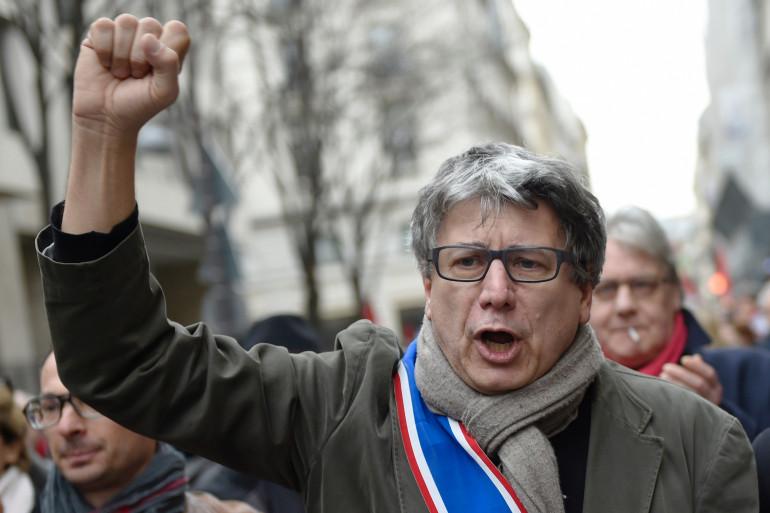 Éric Coquerel, député de la France insoumise