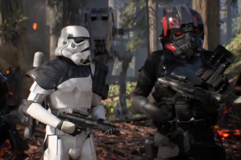 """Les bataille de """"Star Wars Battlefront 2"""""""