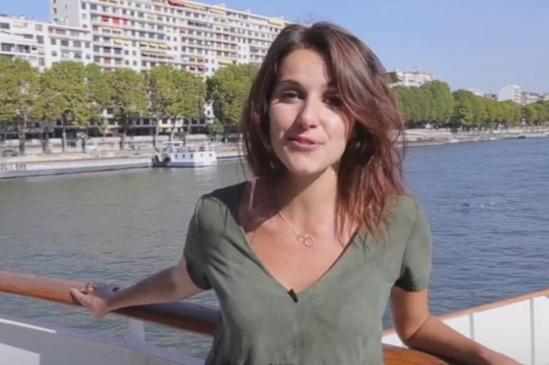 """Fanny Agostini est la nouvelle présentatrice de """"Thalassa"""""""