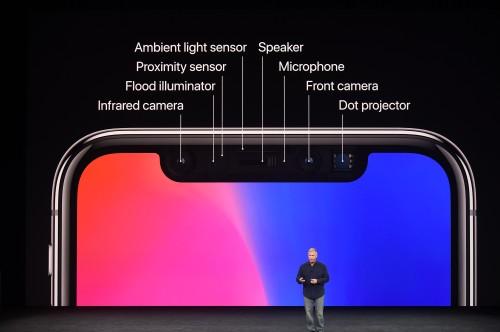 Apple mise sur la reconnaissance faciale pour sécuriser l'iPhone X