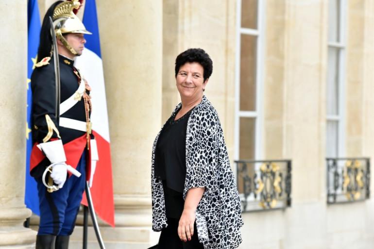 Frédérique Vidal, ministre de l'enseignement supérieur.