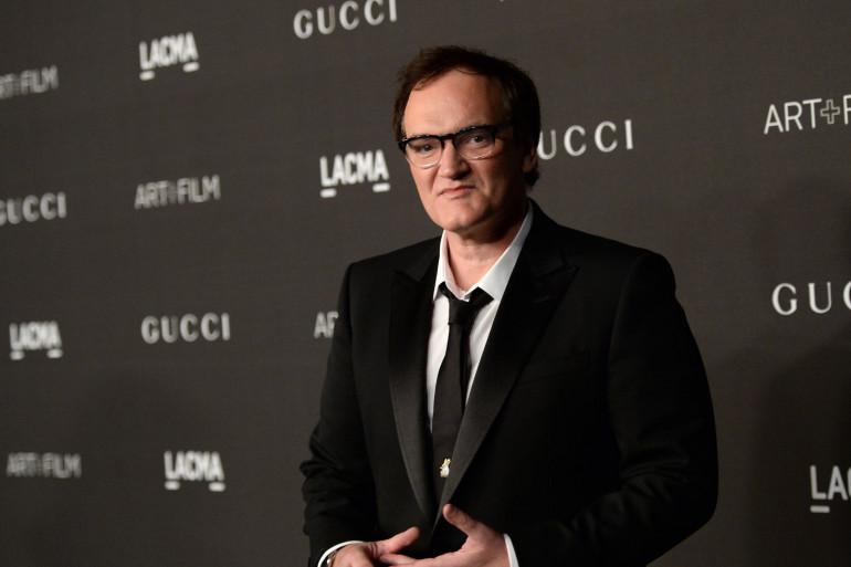 """Affaire Weinstein: """"Je savais"""", regrette Quentin Tarantino"""