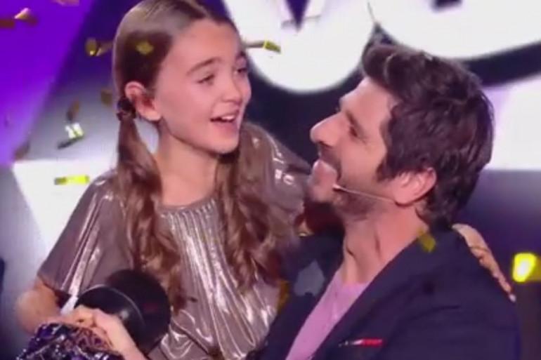"""Angelina remporte la saison 4 de """"The Voice Kids"""""""