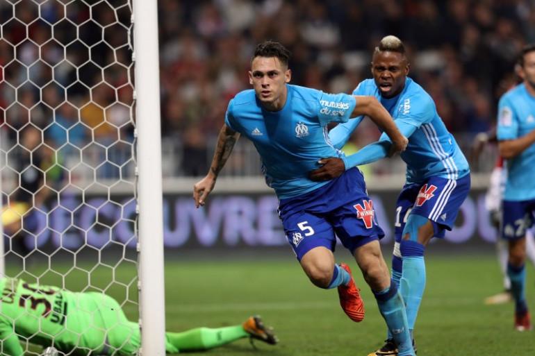 L'Olympique de Marseille a renversé l'OGC Nice dimanche 1er octobre.