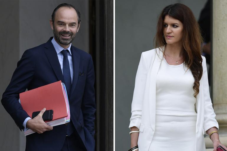 """Édouard Philippe et Marlène Schiappa ont lancé le """"Tour de France de l'égalité entre les femmes et les hommes"""""""