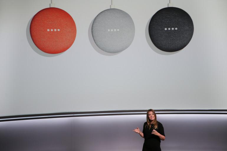 Google Home Mini embarque les fonctionnalités de Home à un prix plus accessible