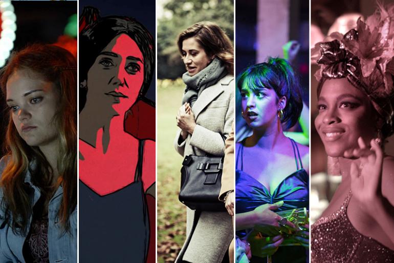 Les héroïnes du mois d'octobre au cinéma