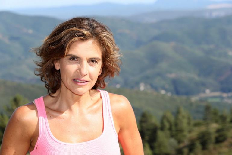La journaliste et reporter Anne Nivat