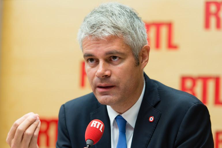 Laurent Wauquiez, invité de RTL le 11 octobre 2017