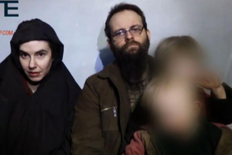 Joshua Boyle et sa femme Caitlan Coleman ont été enlevés en 2012 en Afghanistan