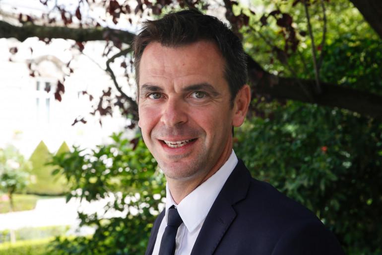 Le député REM de l'Isère Olivier Véran