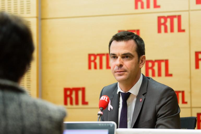 Olivier Véran était l'invité de RTL le 20 octobre 2017
