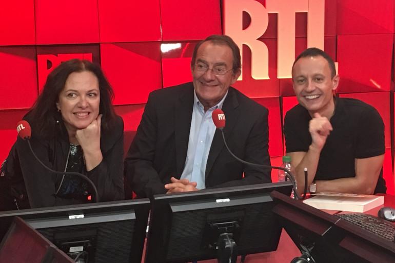Jean-Pierre Pernaut, Jade et Eric Dussart