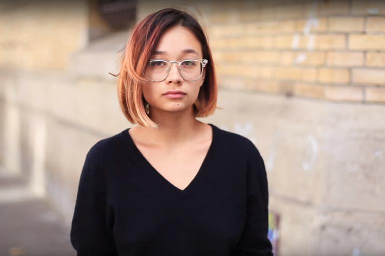 """Léa Bordier donne la parole aux femmes dans sa vidéo """"Me Too"""""""