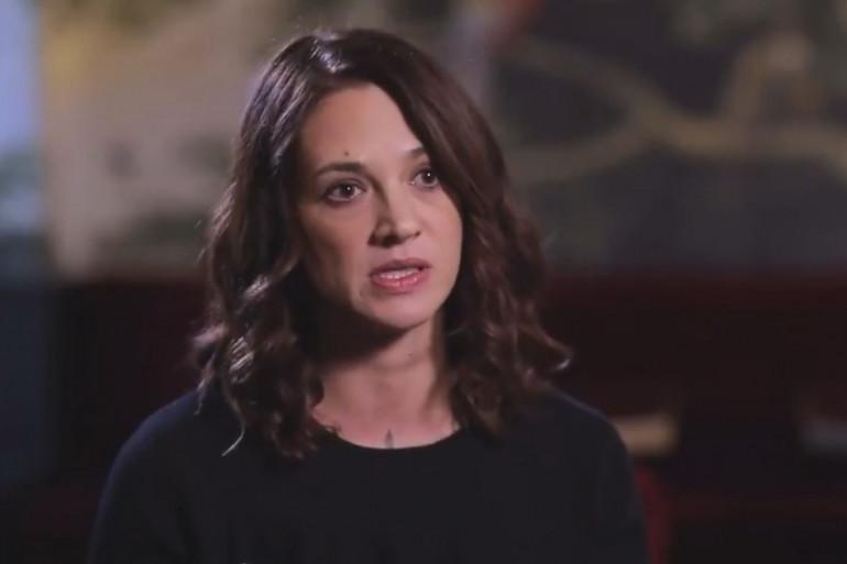 Asia Argento raconte son viol par Harvey Weinstein