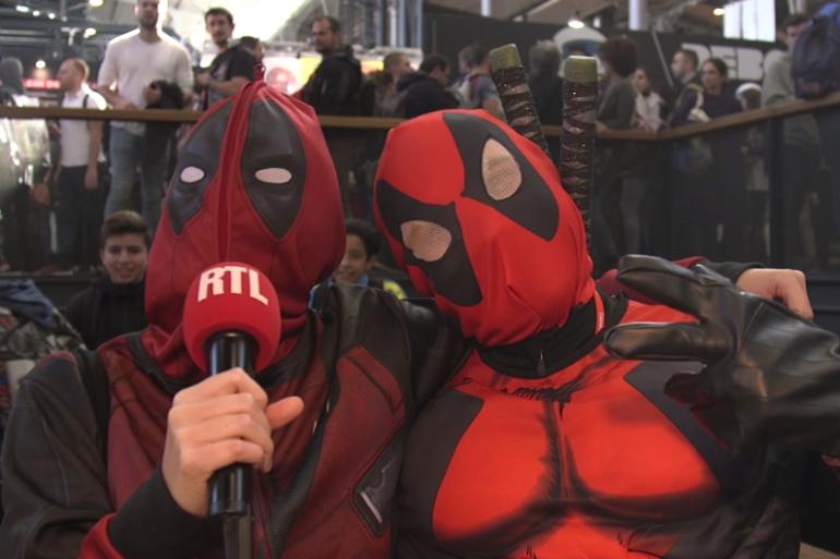 Les cosplayers ont fait le show au Comic Con Paris