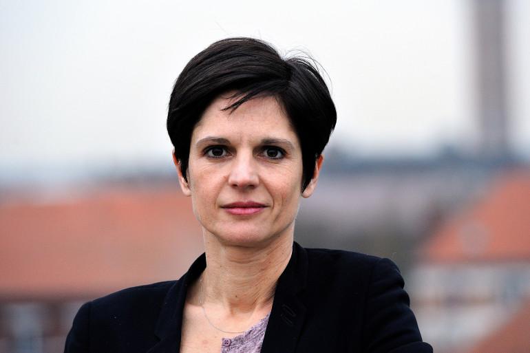L'ancienne vice-présidente du Conseil régional du Nord-Pas-de-Calais, Sandrine Rousseau