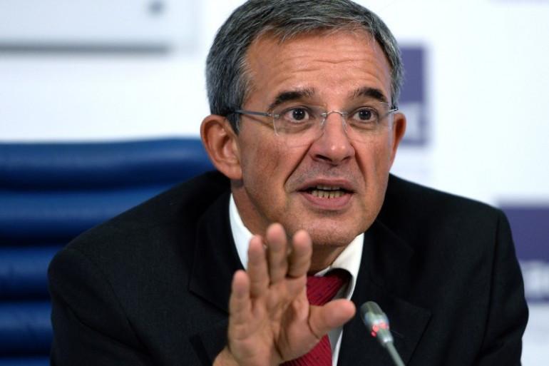 L'ancien député Les Républicains Thierry Mariani