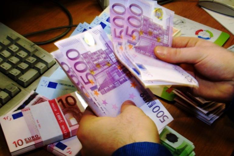 Des billets de 500 euros (illustration)