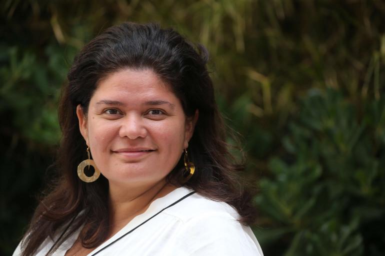 Raquel Garrido,ex-porte-parole de la France insoumise
