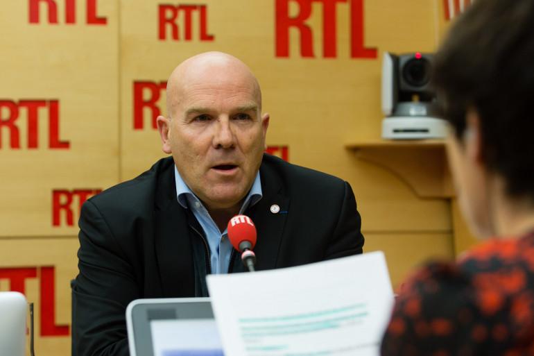 Bruno Brunoll était l'invité 8 novembre 2017