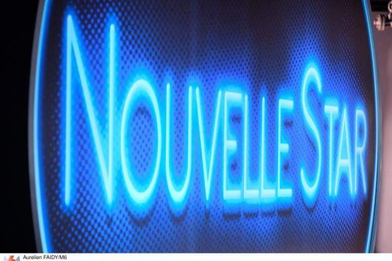 """Le logo de """"Nouvelle star"""""""