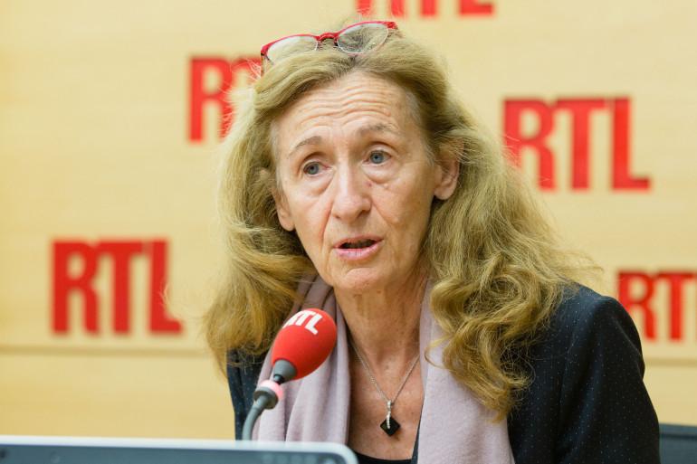 Nicole Belloubet était l'invité de RTL 13 novembre 2017